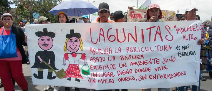 Titolo paro Ciudad Bolivar