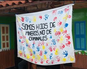 Minatori in sciopero a Segovia e Remedios
