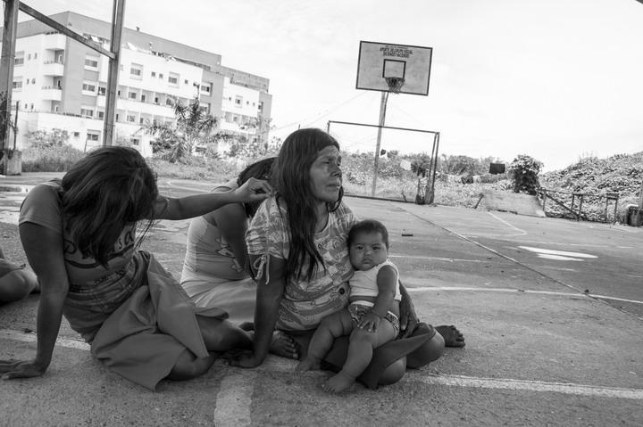 Desplazados Uanan